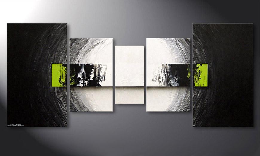 De schilderij Eternal Hope 160x70x2cm