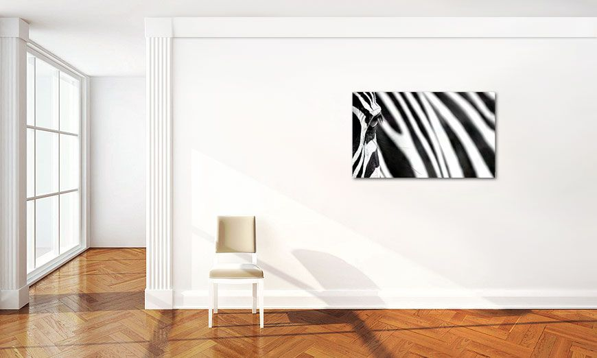 Fine Art print Animal Stripes 100x60cm