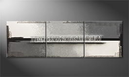 Moderne wall art 'Across The Border' 180x60cm
