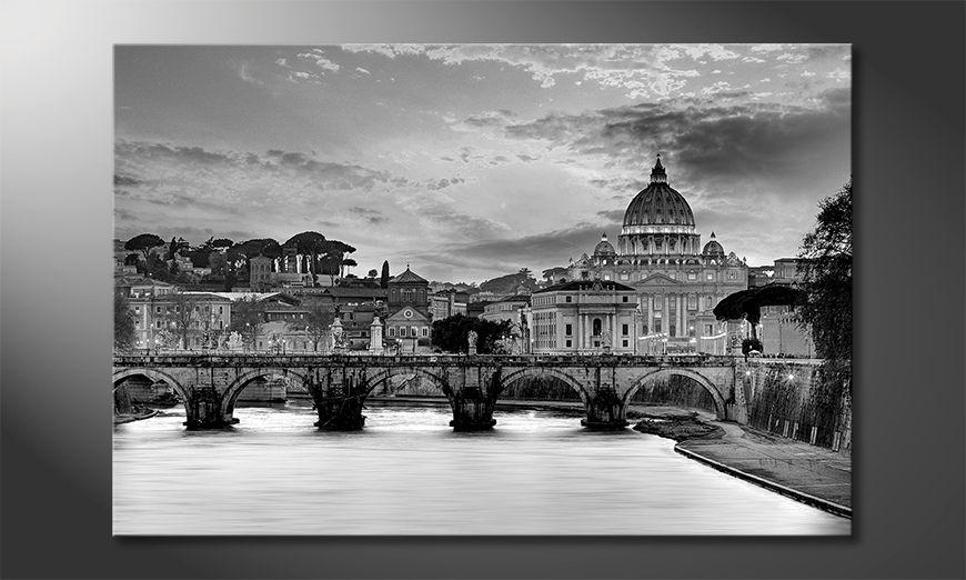 Canvaskunst Vatican