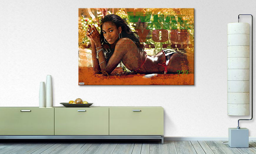 Fine Art print African Beauty