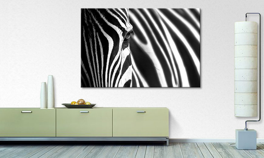 Fine Art print Animal Stripes