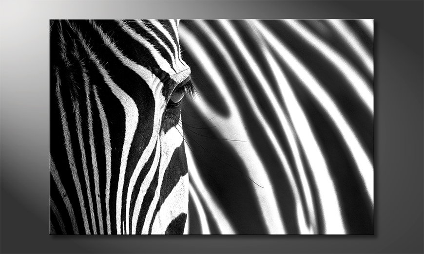 Fine-Art print Animal Stripes