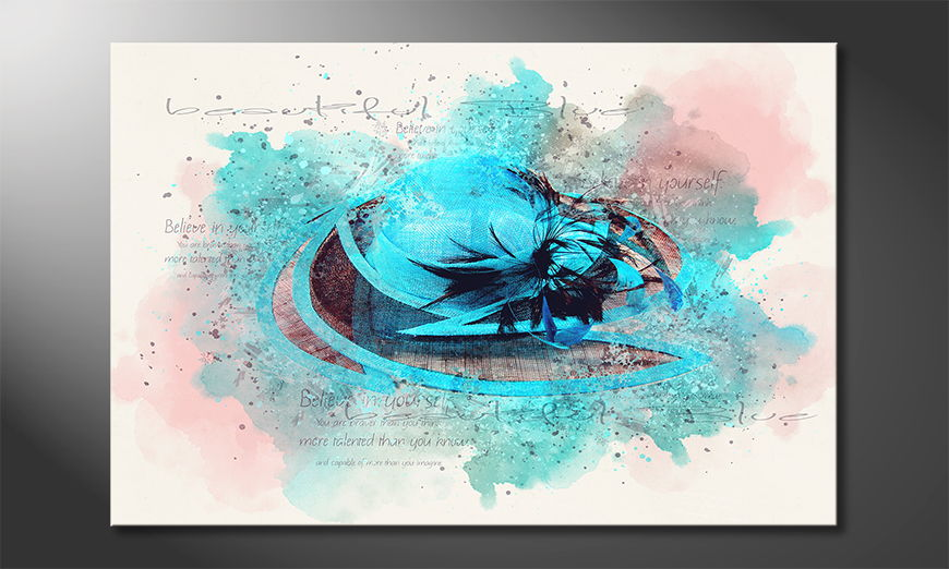 Fine-Art print Beauty Of Blue