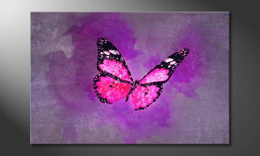 Fine-Art print Belle In Pink