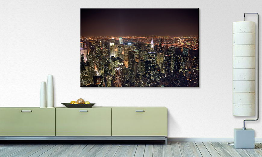 Fine Art print Big Apple