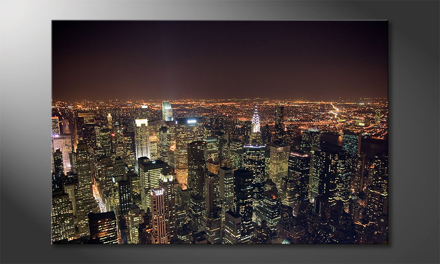 Fine-Art print Big Apple