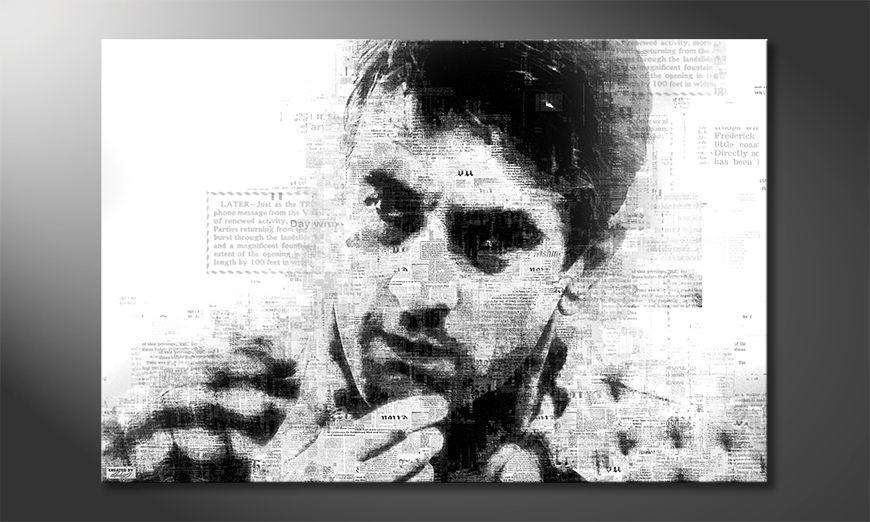 Fine-Art print De Niro