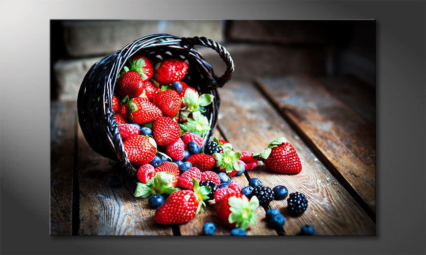 Fine-Art print Favorite Berries
