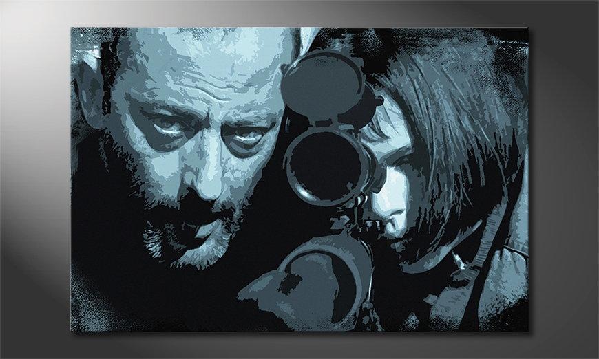 Fine-Art print Leon and Mathilda