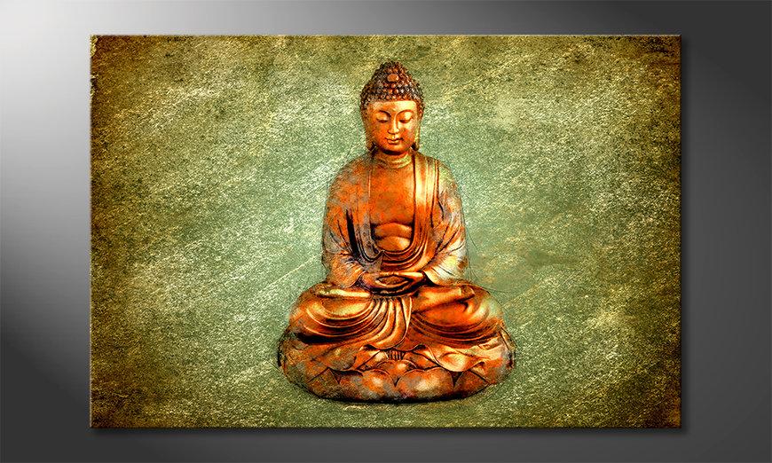 Fine-Art print Meditation