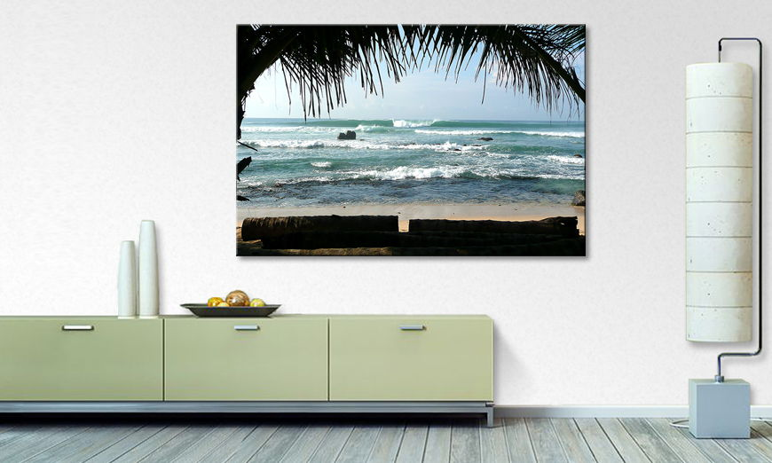 Fine Art print Pacific Waves