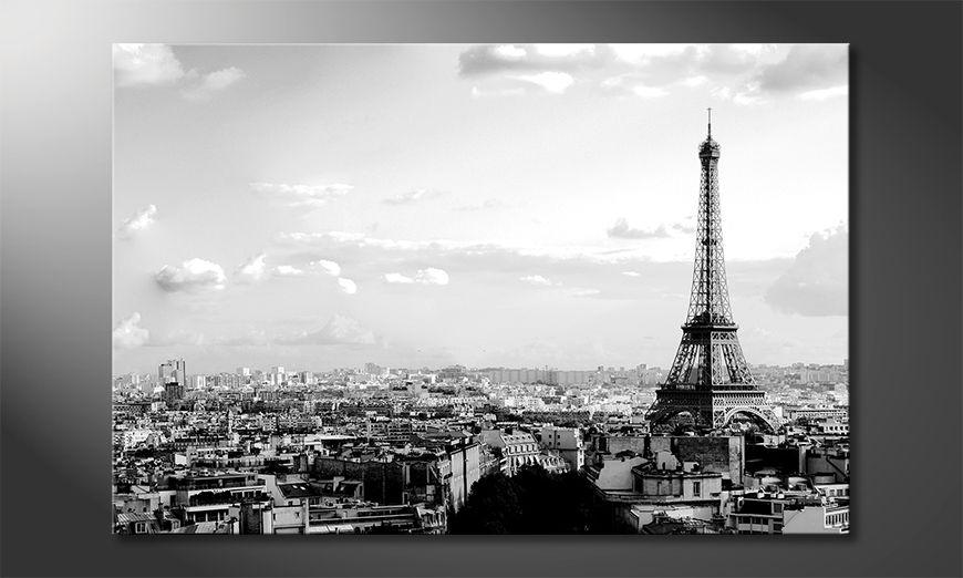 Fine-Art print Paris 2 120x80 cm