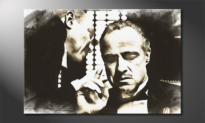 Fine-Art print The Godfather Moment