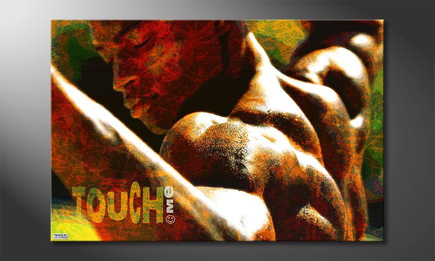 Fine-Art print Touch Me