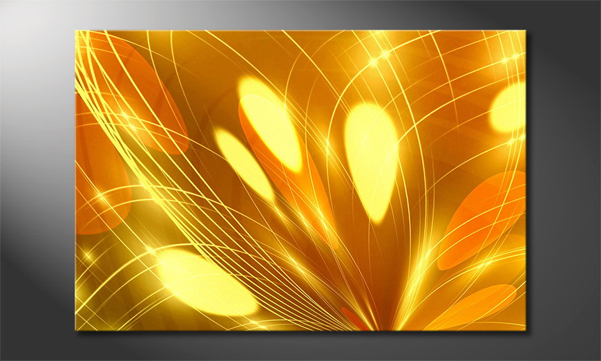 Het-abstracte-print-Abstract-Lights