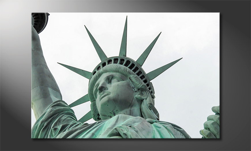 Het-foto-canvas-Liberty