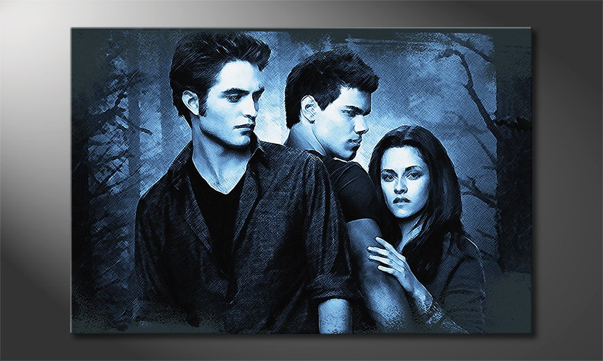 Het moderne Canvas Twilight
