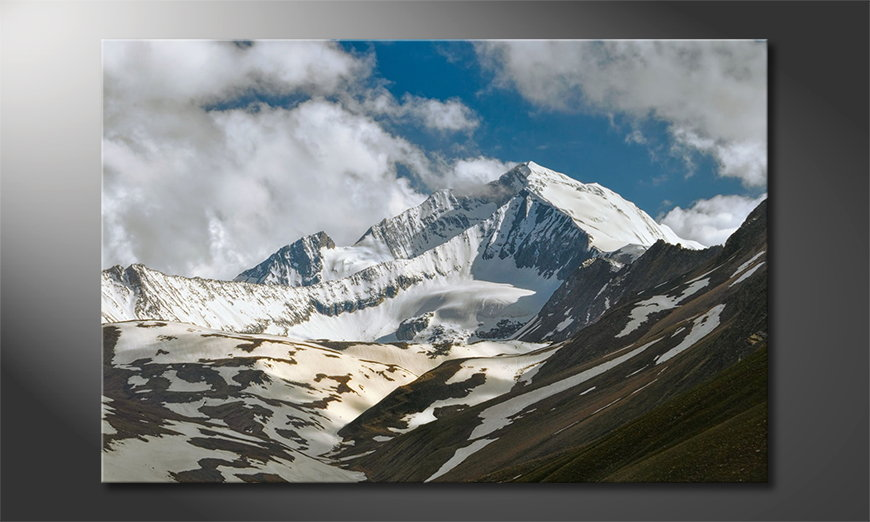 Himalaya wandpaneel