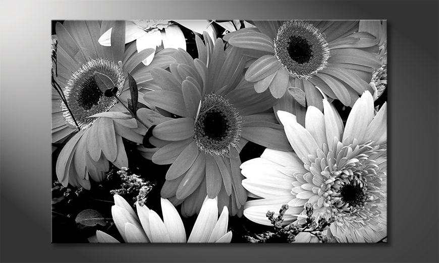 Modern canvas afdrukken Flowery Scent