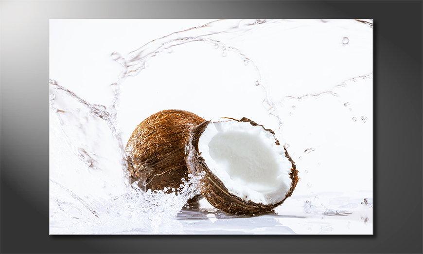 Modern wandpaneel Coconut