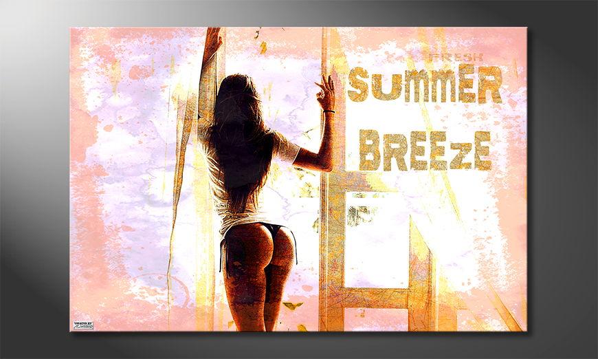 Onze print Summer Breeze