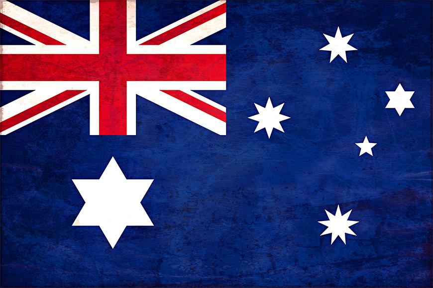 Vlies foto-behang Australië