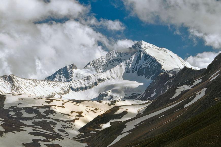 Vlies foto-behang Himalaya vanaf 120x80cm