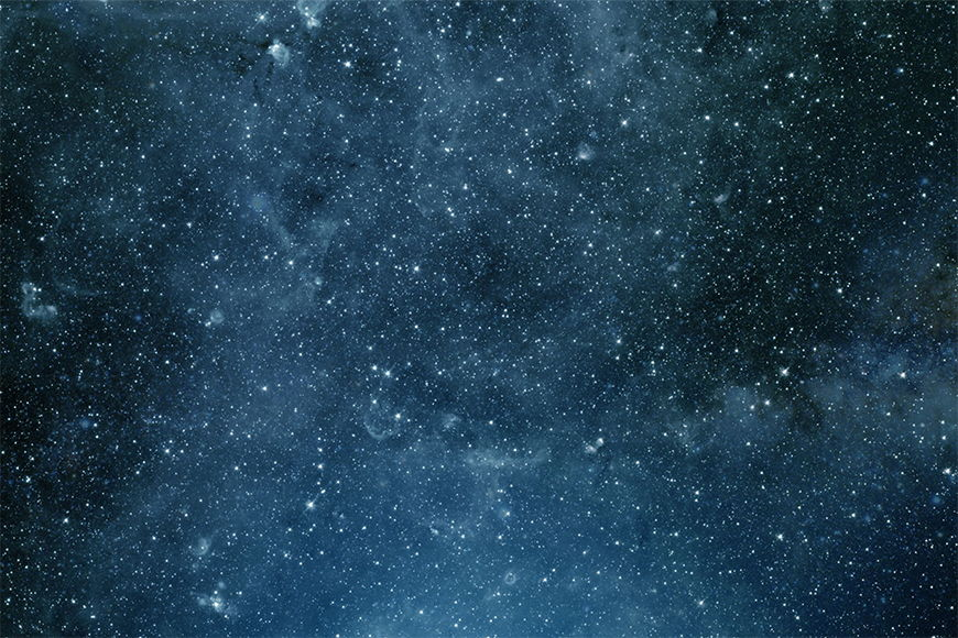 Vlies fotobehang Heelal vanaf 120x80cm