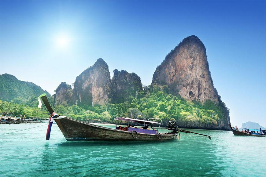 Vlies fotobehang Thaidream vanaf 120x80cm