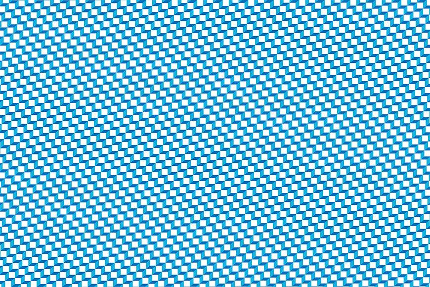 Vliesbehang Blauw-Wit vanaf 120x80cm