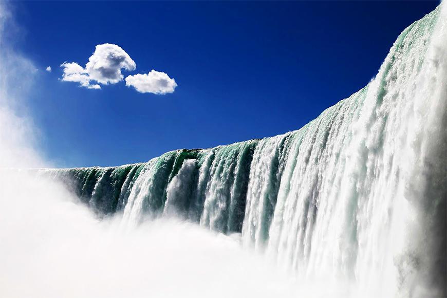 Vliesbehang Niagara Falls
